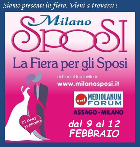 3a60e15a897e Milano Sposi 2017! - Dodo CarrozzeDodo Carrozze